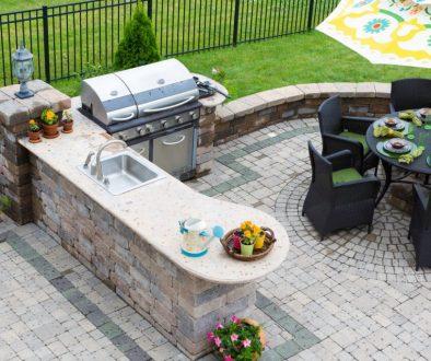 outdoor-kitchens Houston