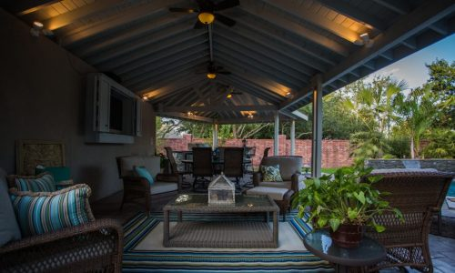 Cook Custom Outdoor Patio Houston