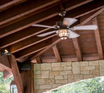 outdoor patio design houston
