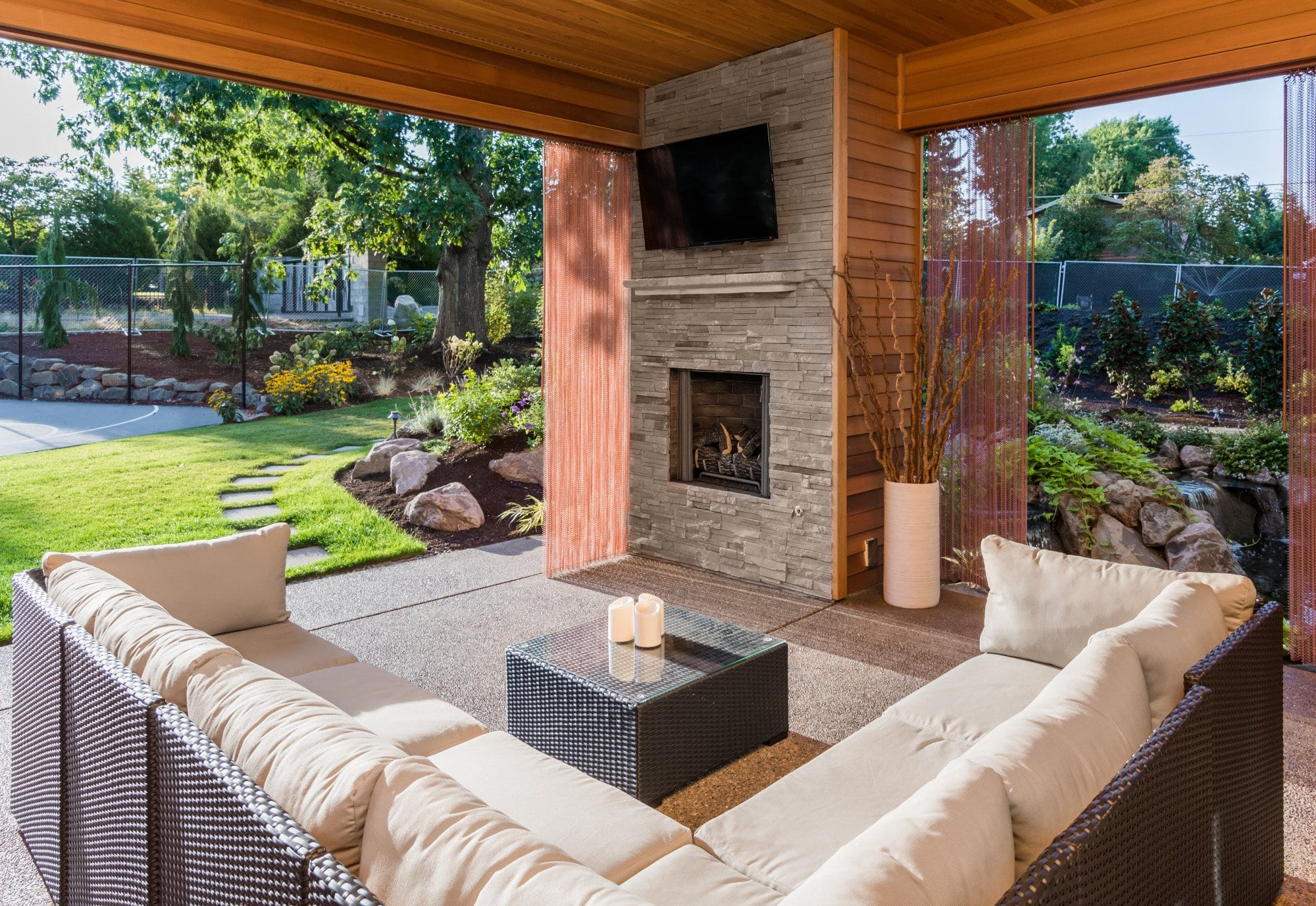 Transform Your Backyard Living Space 7 Outdoor Patio Ideas You Ll Love Your Great Outdoors Katy Tx