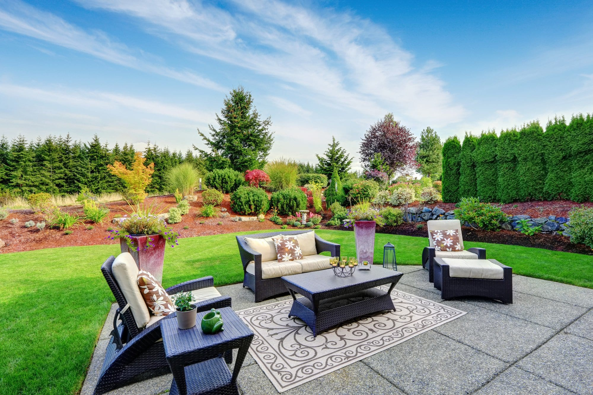 What S The Cheapest Patio Material How To Save On A Patio Your Great Outdoors Katy Tx