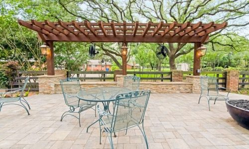 Custom Backyard Outdoor Pergola Houston