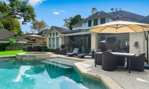 Custom Pool Houston Bradshaw