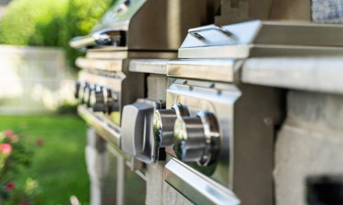 Parsons Green Custom Outdoor Kitchen Houston